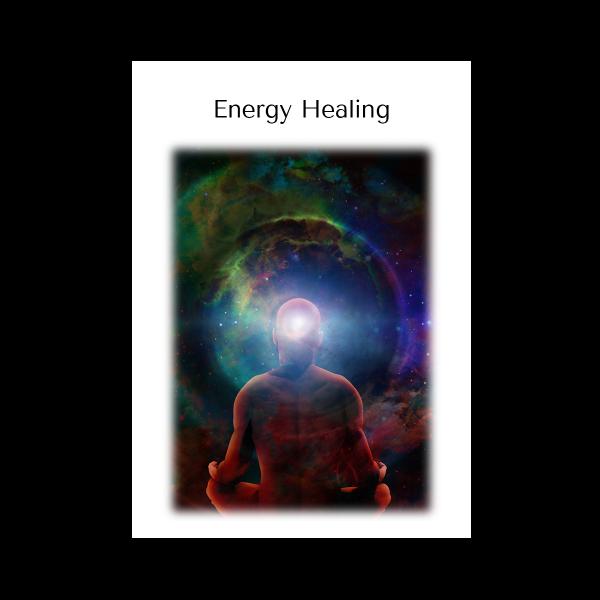 Energy Healing Session, Energy & Light Healing
