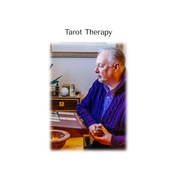 Tarot Therapy – 60 Min session